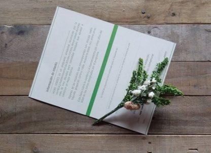 comprar hojas verdes condolencias